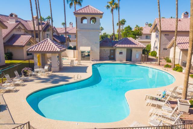 2801 N Litchfield Road #28, Goodyear, AZ 85395 (MLS #5839038) :: The Daniel Montez Real Estate Group