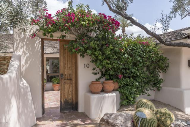 5635 E Lincoln Drive #10, Paradise Valley, AZ 85253 (MLS #5839105) :: CC & Co. Real Estate Team