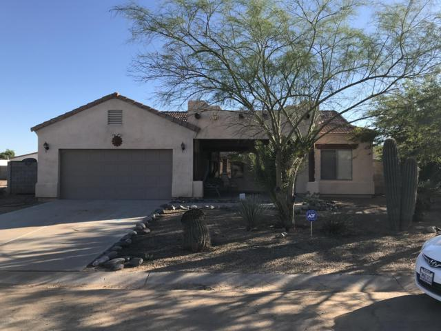 9160 W Hartigan Lane, Arizona City, AZ 85123 (MLS #5839127) :: Yost Realty Group at RE/MAX Casa Grande