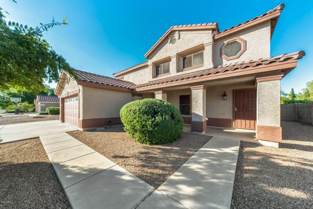 2142 E Hawken Way, Chandler, AZ 85286 (MLS #5839151) :: Brett Tanner Home Selling Team