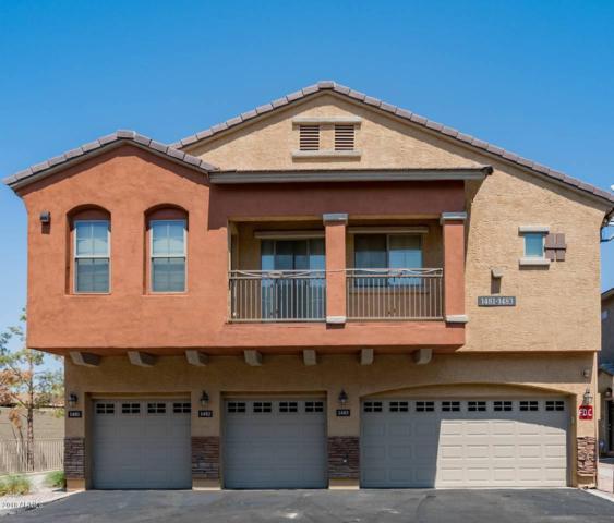 2402 E 5TH Street #1483, Tempe, AZ 85281 (MLS #5839177) :: The Daniel Montez Real Estate Group