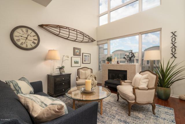 16 W Encanto Boulevard #603, Phoenix, AZ 85003 (MLS #5839328) :: Team Wilson Real Estate