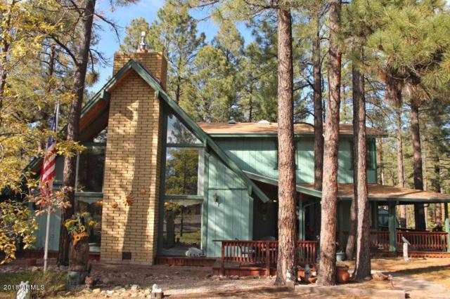 2526 E West Rim Road, Lakeside, AZ 85929 (MLS #5839407) :: RE/MAX Excalibur
