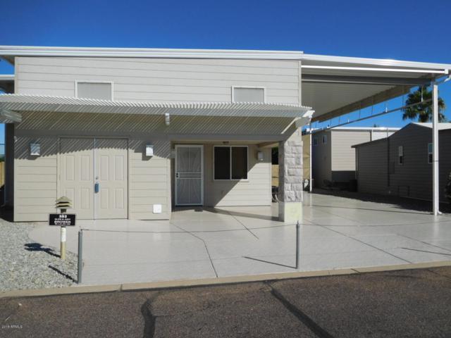 17200 W Bell Road #353, Surprise, AZ 85374 (MLS #5839456) :: The Garcia Group