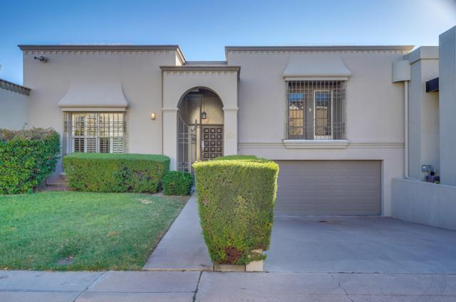 2607 E Beekman Place, Phoenix, AZ 85016 (MLS #5839575) :: The Daniel Montez Real Estate Group