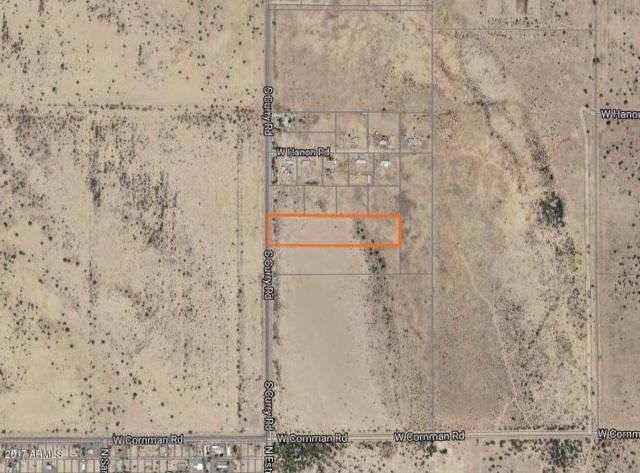 0 S Curry Road, Casa Grande, AZ 85194 (MLS #5839601) :: Yost Realty Group at RE/MAX Casa Grande