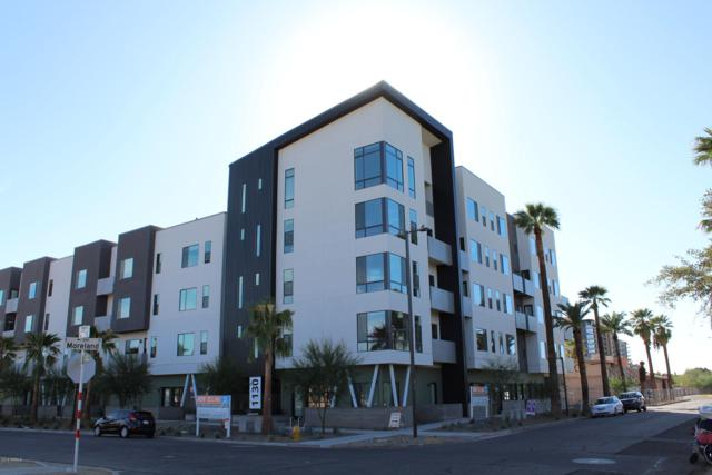 1130 N 2ND Street #108, Phoenix, AZ 85004 (MLS #5840102) :: The Wehner Group