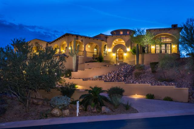 15615 E Firerock Country Club Drive, Fountain Hills, AZ 85268 (MLS #5840177) :: Lucido Agency