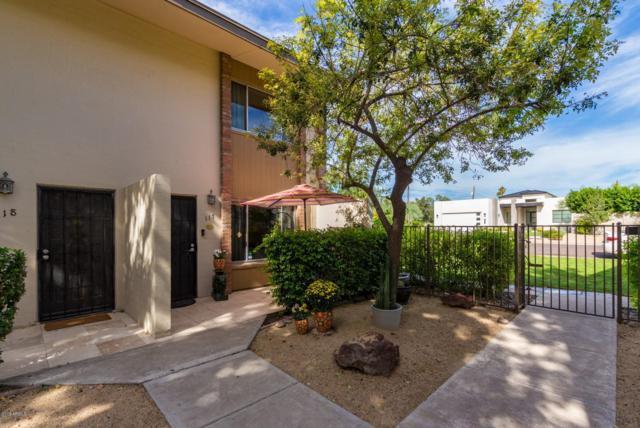 4701 N 68TH Street #117, Scottsdale, AZ 85251 (MLS #5840273) :: The Garcia Group