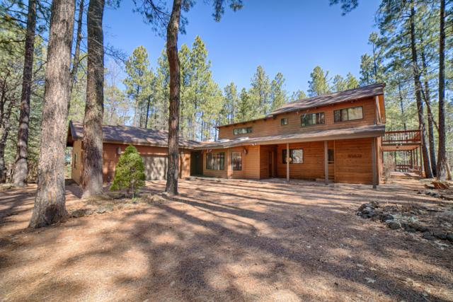 2864 Aspen Loop Loop, Pinetop, AZ 85935 (MLS #5840508) :: Arizona 1 Real Estate Team