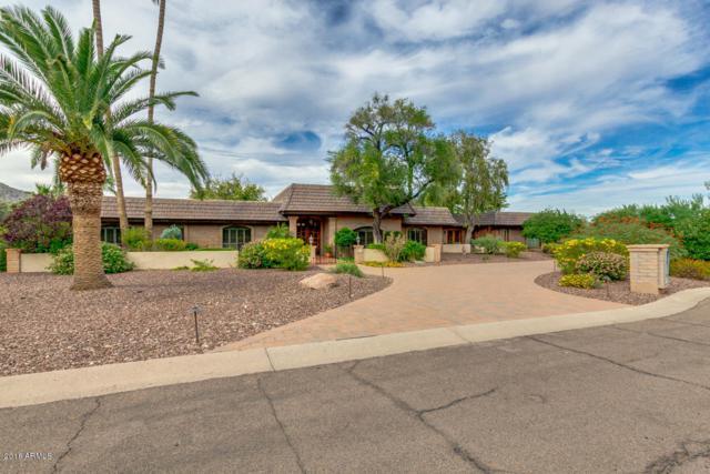 8218 N Loma Lane, Paradise Valley, AZ 85253 (MLS #5840518) :: Lux Home Group at  Keller Williams Realty Phoenix