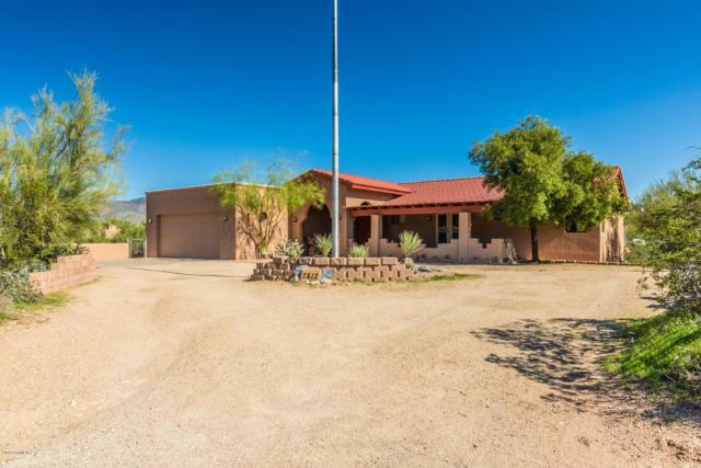 7812 E Cave Creek Road, Carefree, AZ 85377 (MLS #5840655) :: Riddle Realty
