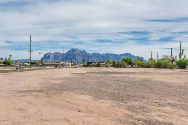 2101 W Superstition Boulevard, Apache Junction, AZ 85120 (MLS #5841004) :: Long Realty West Valley