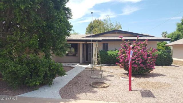 440 N 56TH Place, Mesa, AZ 85205 (MLS #5841027) :: Lifestyle Partners Team