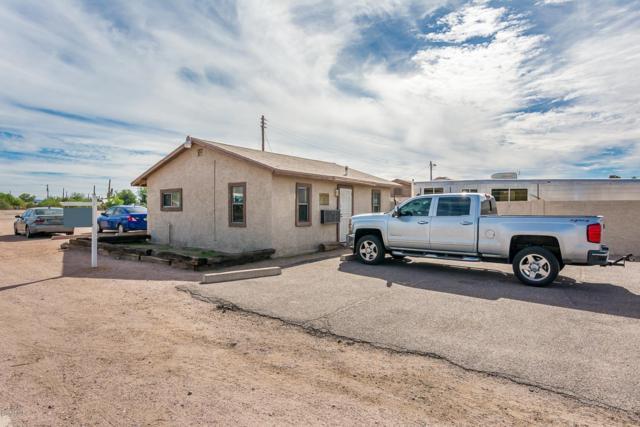 2105 W Superstition Boulevard, Apache Junction, AZ 85120 (MLS #5841031) :: The Daniel Montez Real Estate Group