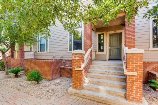 718 S Beck Avenue, Tempe, AZ 85281 (MLS #5841133) :: Riddle Realty