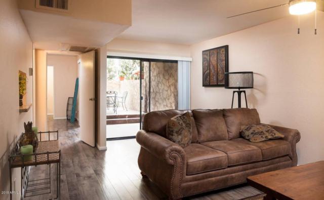 4950 N Miller Road #139, Scottsdale, AZ 85251 (MLS #5841176) :: The Daniel Montez Real Estate Group