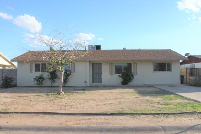 1337 W Rose Place, Casa Grande, AZ 85122 (MLS #5841257) :: Brett Tanner Home Selling Team