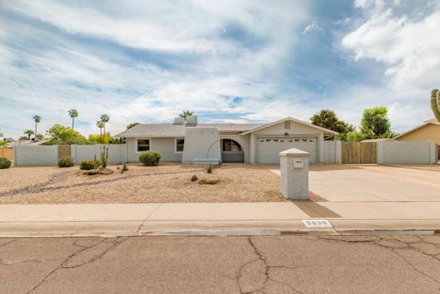 5039 E Emile Zola Avenue, Scottsdale, AZ 85254 (MLS #5841273) :: Lifestyle Partners Team