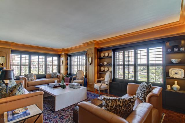 2201 N Central Avenue 7C, Phoenix, AZ 85004 (MLS #5841393) :: Lux Home Group at  Keller Williams Realty Phoenix