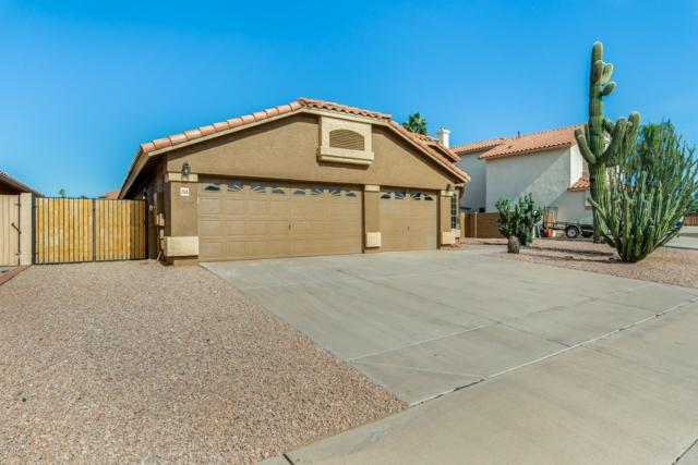 2149 S Raven Circle, Mesa, AZ 85209 (MLS #5841434) :: Conway Real Estate
