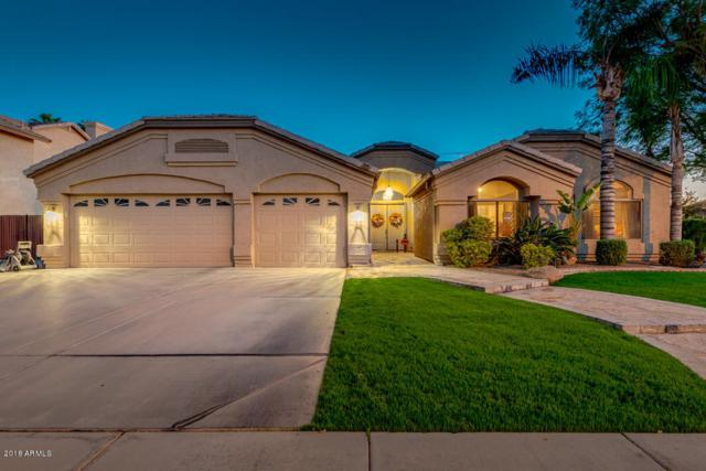969 E Gail Drive, Gilbert, AZ 85296 (MLS #5841525) :: The Garcia Group