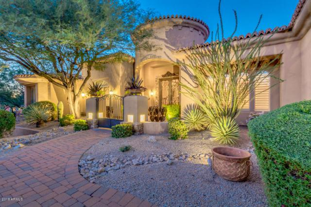 10200 E Cinder Cone Trail, Scottsdale, AZ 85262 (MLS #5841604) :: The Wehner Group