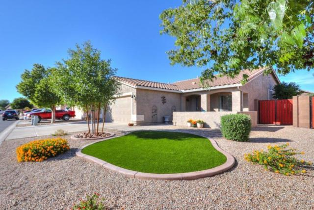 58 E Zinnia Place, San Tan Valley, AZ 85143 (MLS #5841614) :: Team Wilson Real Estate