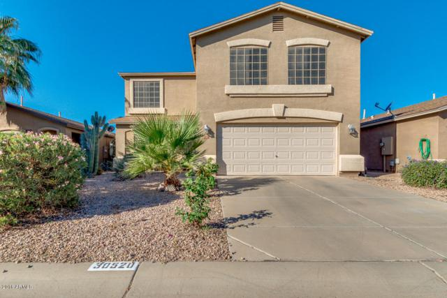 30520 N Appalachian Trail, San Tan Valley, AZ 85143 (MLS #5841790) :: Team Wilson Real Estate