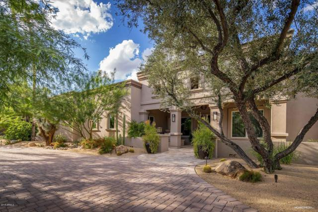 5314 E Via Los Caballos, Paradise Valley, AZ 85253 (MLS #5841908) :: Brett Tanner Home Selling Team