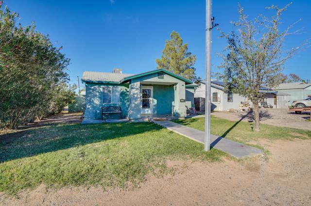 254 W Lindbergh Avenue W, Coolidge, AZ 85128 (MLS #5841926) :: The Daniel Montez Real Estate Group