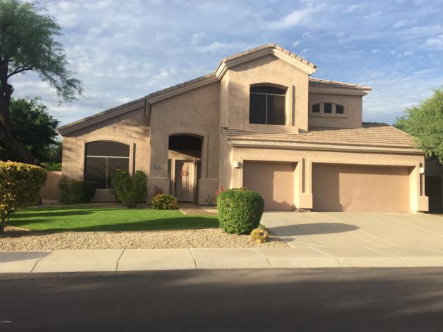 7230 E Rustling Pass, Scottsdale, AZ 85255 (MLS #5842035) :: The W Group