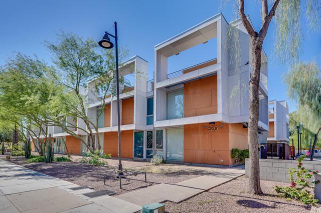 520 S Roosevelt Street #1001, Tempe, AZ 85281 (MLS #5842233) :: Door Number 2