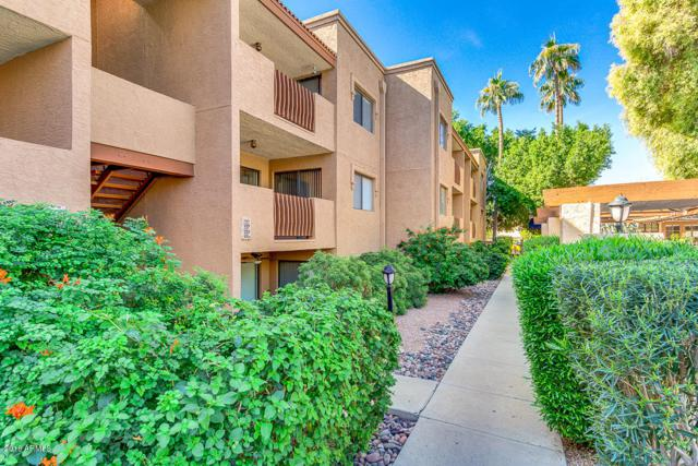 3031 N Civic Center Plaza #110, Scottsdale, AZ 85251 (MLS #5842403) :: Team Wilson Real Estate