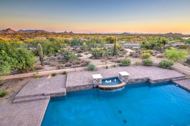 9721 E Suncrest Road, Scottsdale, AZ 85262 (MLS #5842528) :: Lucido Agency