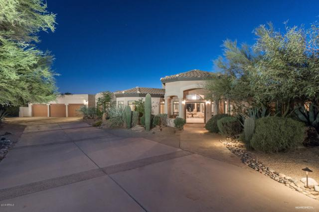10663 E Candlewood Drive, Scottsdale, AZ 85255 (MLS #5842532) :: The Property Partners at eXp Realty