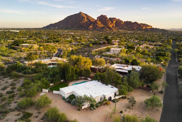 7101 N 46TH Street, Paradise Valley, AZ 85253 (MLS #5842714) :: Lifestyle Partners Team