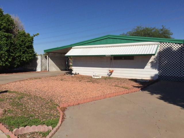 4202 E Fremont Street, Phoenix, AZ 85042 (MLS #5842729) :: The Daniel Montez Real Estate Group