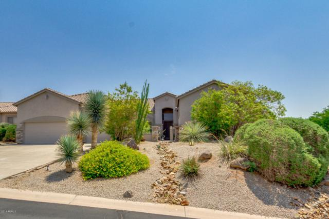 7909 E Snowdon Circle, Mesa, AZ 85207 (MLS #5843088) :: Riddle Realty