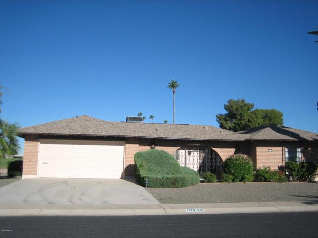 10748 W Tropicana Circle, Sun City, AZ 85351 (MLS #5843132) :: The Garcia Group