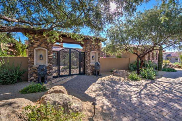 8669 E Overlook Drive, Scottsdale, AZ 85255 (MLS #5843172) :: The Garcia Group