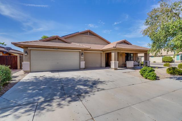 16745 W Pierce Street, Goodyear, AZ 85338 (MLS #5843265) :: CC & Co. Real Estate Team