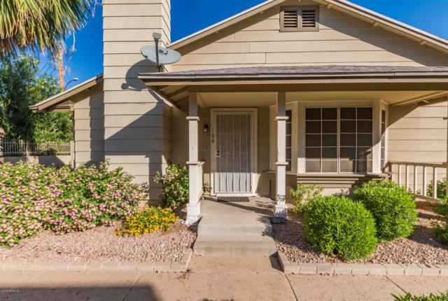 10101 N 91ST Avenue #166, Peoria, AZ 85345 (MLS #5843406) :: Riddle Realty
