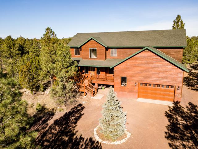 909 Hog Wash Road, Show Low, AZ 85901 (MLS #5843485) :: CC & Co. Real Estate Team