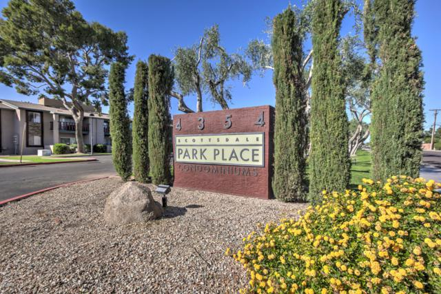 4354 N 82ND Street #214, Scottsdale, AZ 85251 (MLS #5843561) :: The Wehner Group