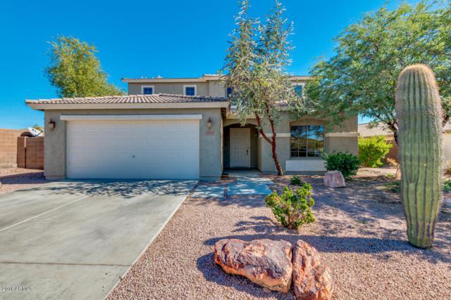 6909 S Morning Dew Lane, Buckeye, AZ 85326 (MLS #5843602) :: Keller Williams Realty Phoenix