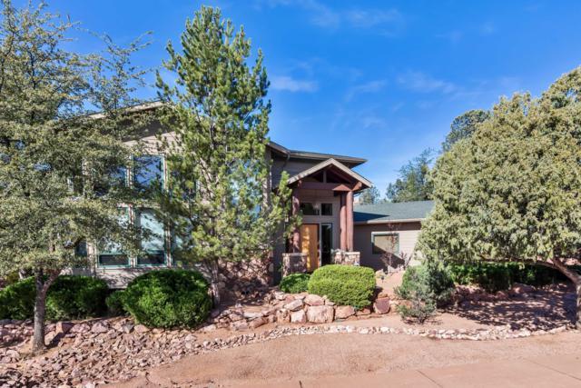 1025 N Scenic Drive, Payson, AZ 85541 (MLS #5843635) :: Brett Tanner Home Selling Team