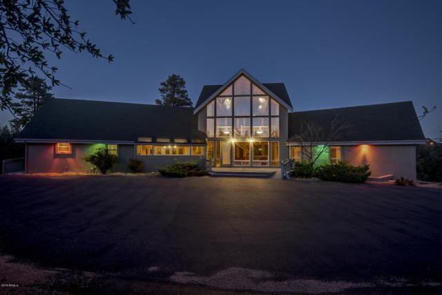318 E Highline Drive, Payson, AZ 85541 (MLS #5843640) :: Brett Tanner Home Selling Team