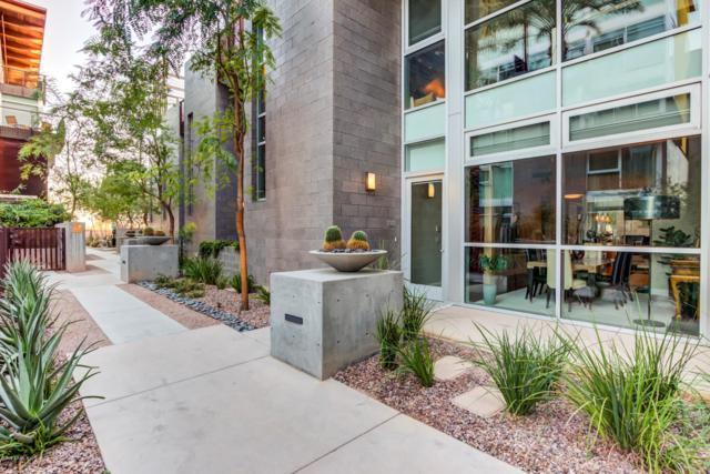 4743 N Scottsdale Road #1001, Scottsdale, AZ 85251 (MLS #5843654) :: Team Wilson Real Estate