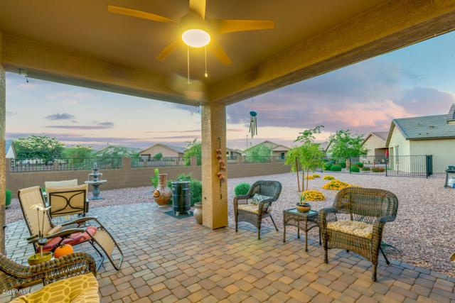 260 S 225TH Lane, Buckeye, AZ 85326 (MLS #5843669) :: The Laughton Team